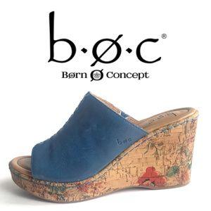 BOC Born Concept